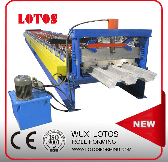 New Design Deck Floor Roll Forming Machine