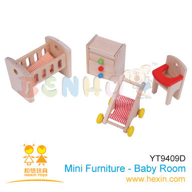 Furniture Baby Room on Mini Wooden Toys  Furniture Baby Room  Yt9409d