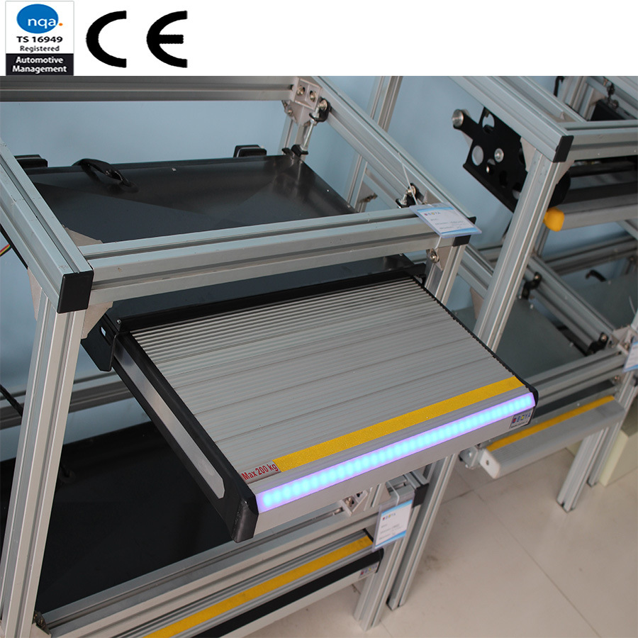Auto Accessory, Electric Pedal, Sliding Steps, with LED Light