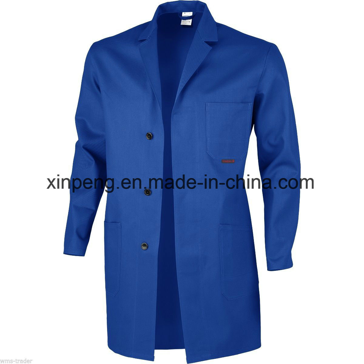 La′b Coat Basic Design with 3 Pockets