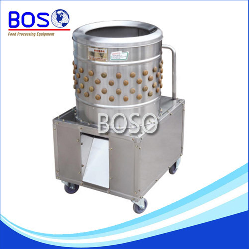 Poultry Slaughter Line Slaughter Machine -a Type Chicken Refined Feather Removal Machine