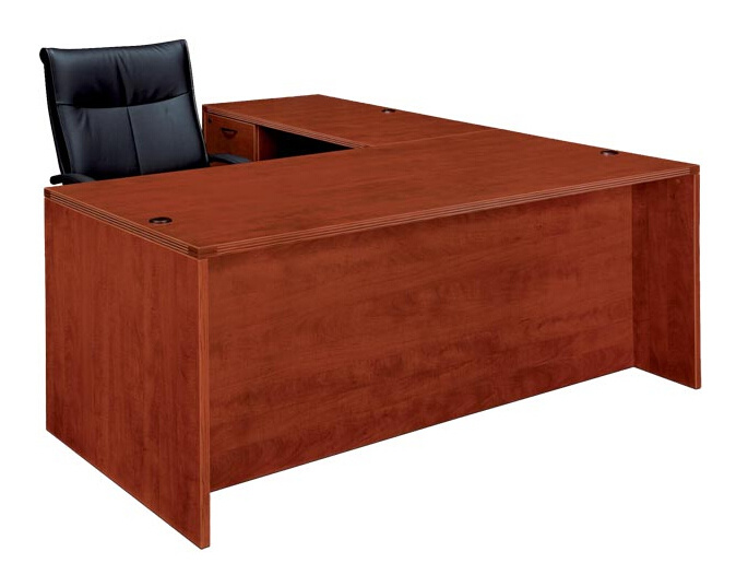 Modern High Quality MFC Board Office Furnitre Office Desk Shell Executive Table Executive Desk