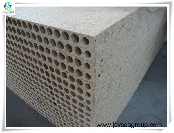 Tubular Chipboard/Hollow Core Chipboard Door Core Manufacturer