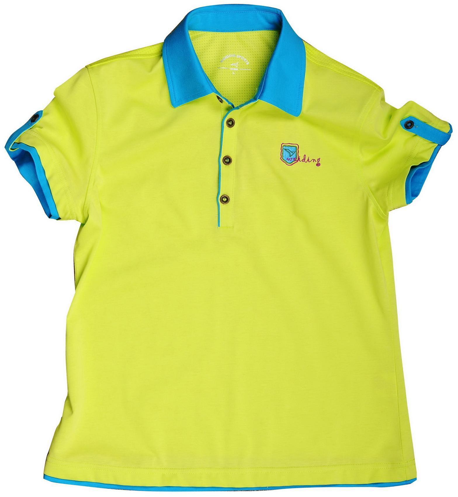 Ladies′ Breathable T-Shirt Make of Polyester/Spandex