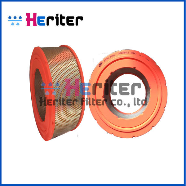IR Air Compressor Filtration Equipment Parts Air Filter Element 39708466