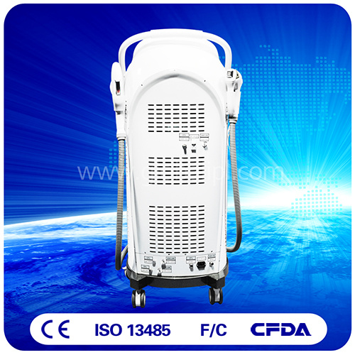 Germany Laser Diode Laser+IPL Machine for Permanent Hair Removal