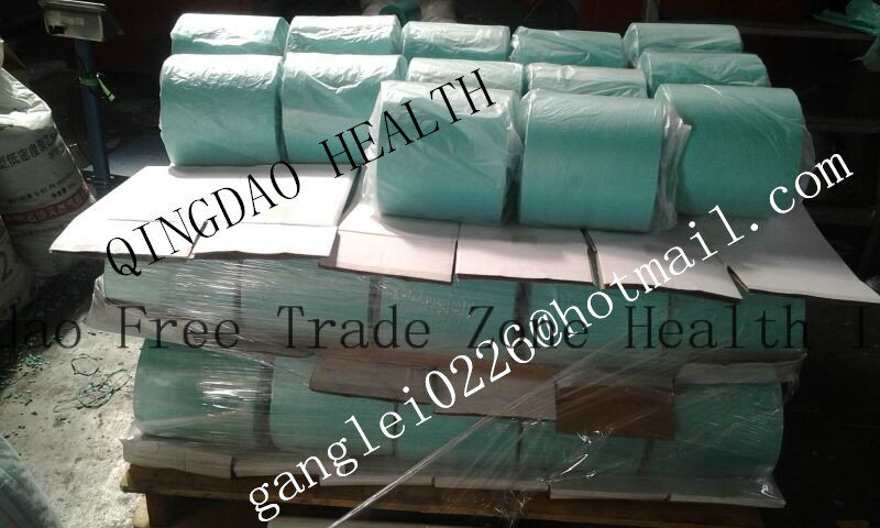 White Silage Film