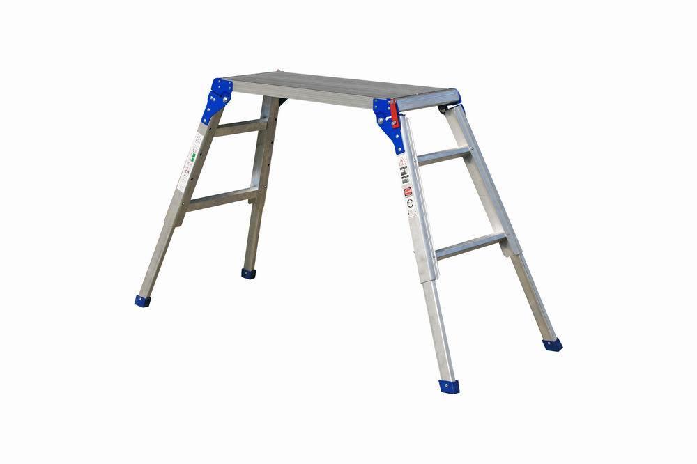 Aluminum Scaffold Work Platform : China adjustable aluminum work platform