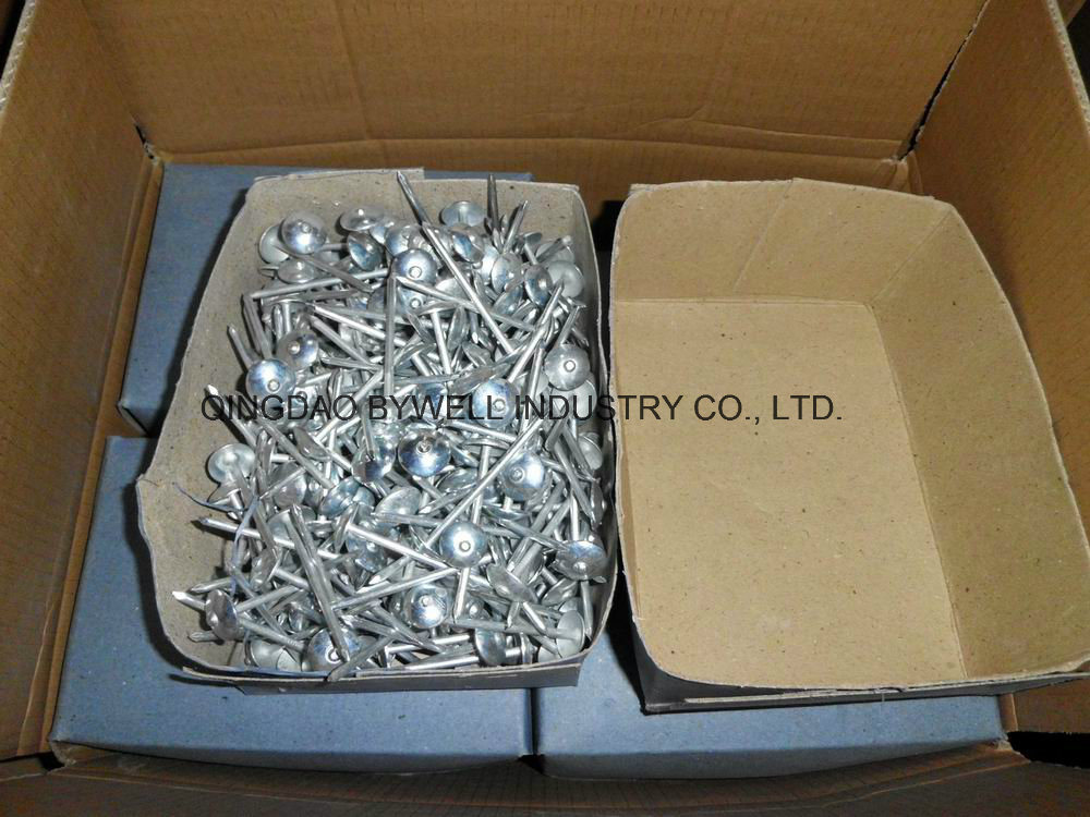 "Galvanized Roofing Nails with Umbrella Head Best Quality (3/4""-4"")"