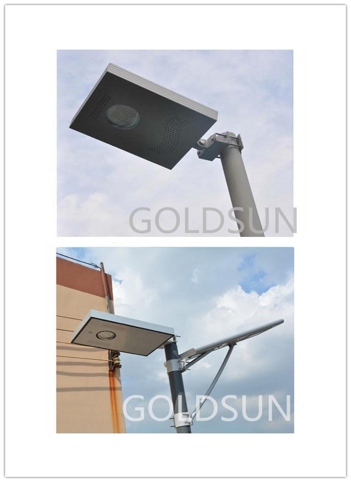 Integrated Unique LED Solar Outdoor Light, Street Light 5W, 8W, 12W, 15W