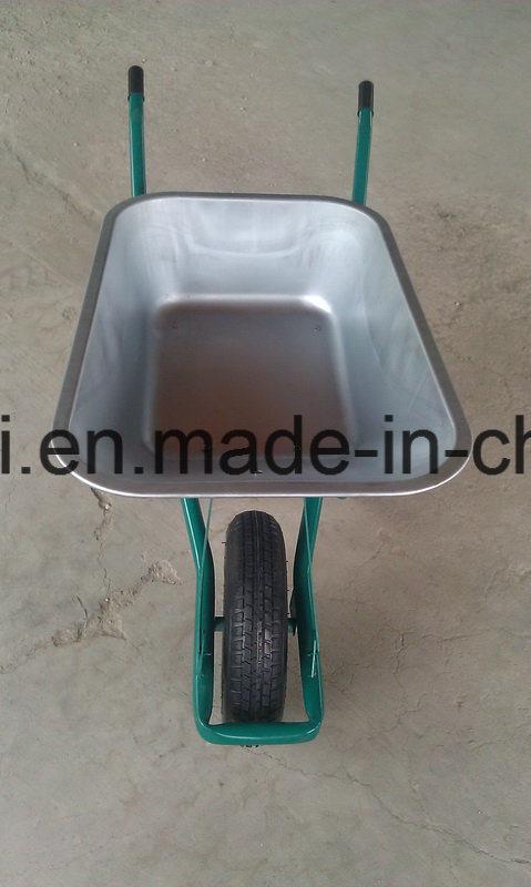 Heavy Duty Wheel Barrow for Europe Market, Ireland Wb6414t