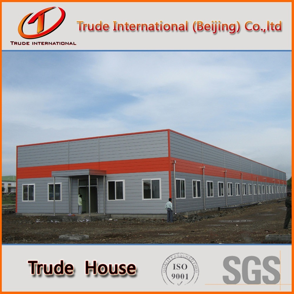 H Steel Frame Modular/Mobile/Prefab/Prefabricated Warehouse