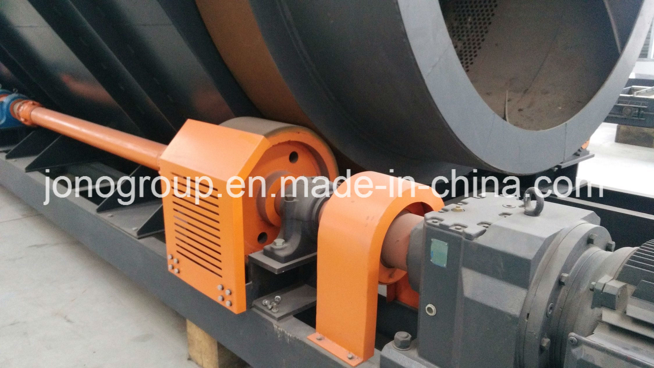 1HSD2005A Trommel Screen (rotary drum screen) for Metal Recycling/MSW