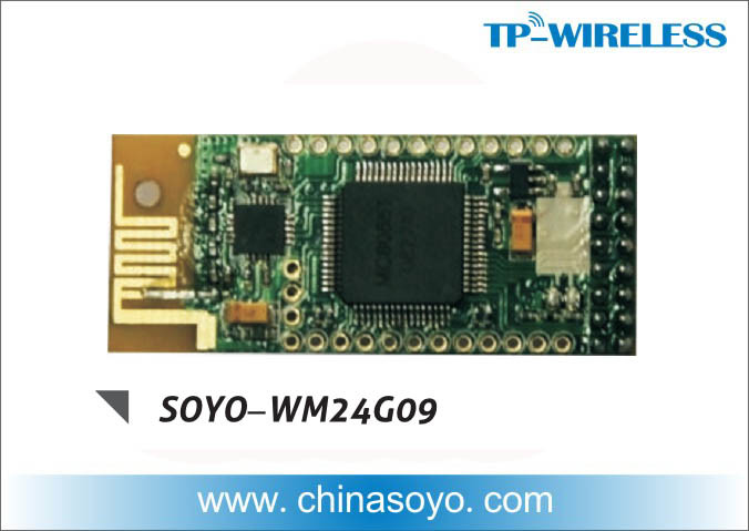 2.4G RF Wireless Modules for Microphones, Speakers, Headphones, Transceivers