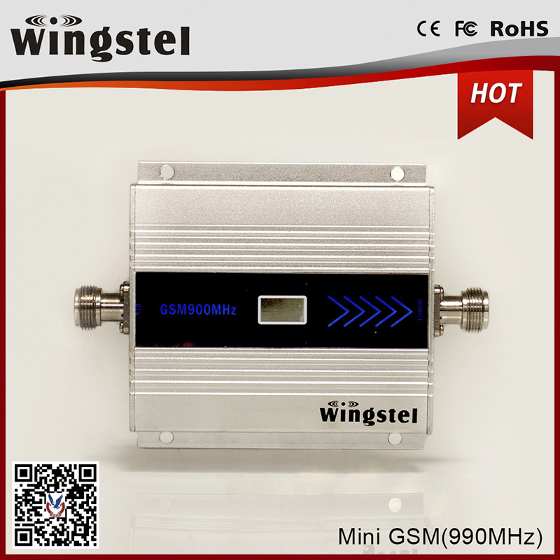 Best Quality Mini GSM 900MHz Mobile Signal Repeater with Antenna