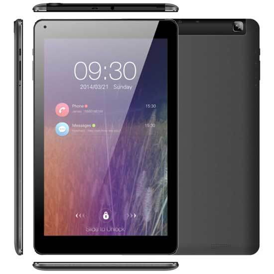 10.1inch IPS Mtk Dual SIM Quad Core 3G Tablet PC