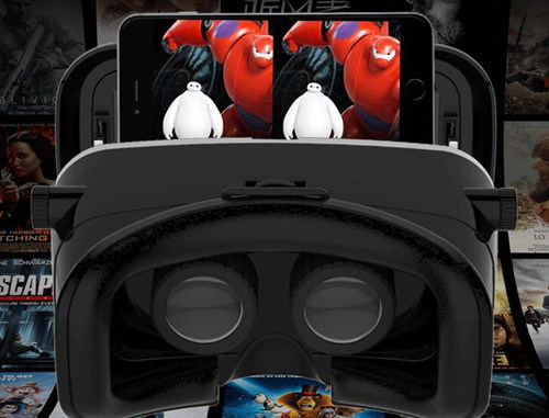 Vr 3D Glasses 3th Virtual Reality Vr Shinecon Movie Game