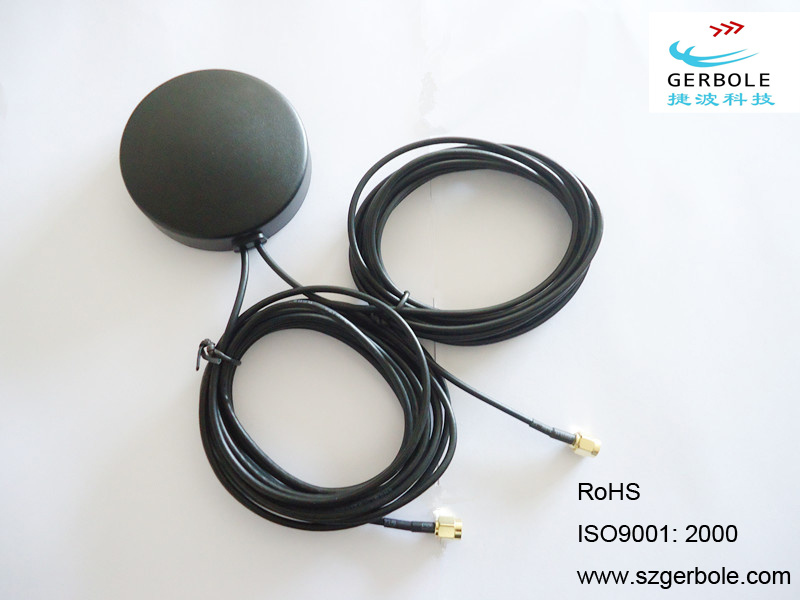 High Gain GPS GSM Combo Wireless Antenna