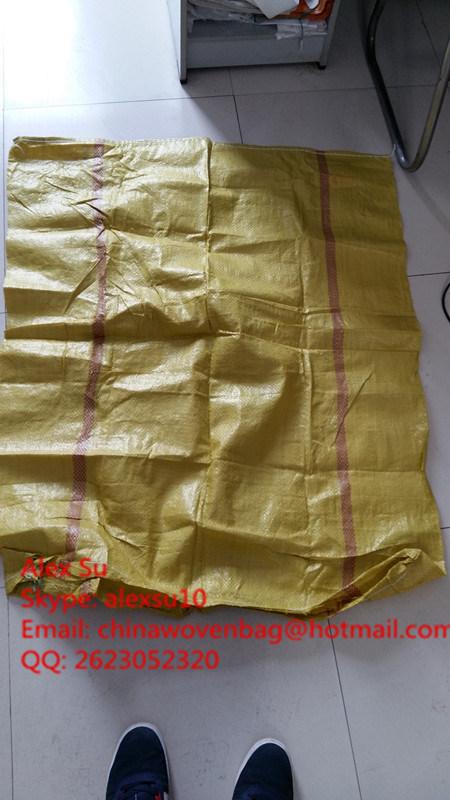 PP Woven Bag Export to Korea