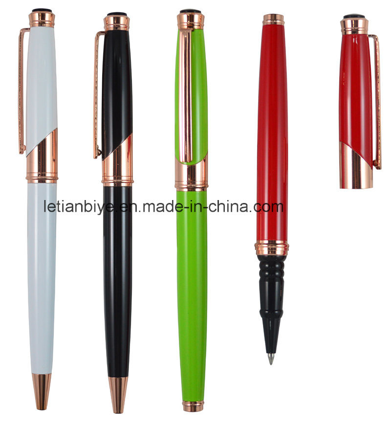 High Quality Metal Pen Set for Advertising (LT-C624)