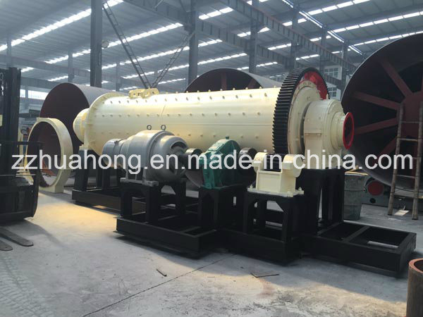 Hot Selling Pottery Ball Mill, Ceramic Batch Ball Mill