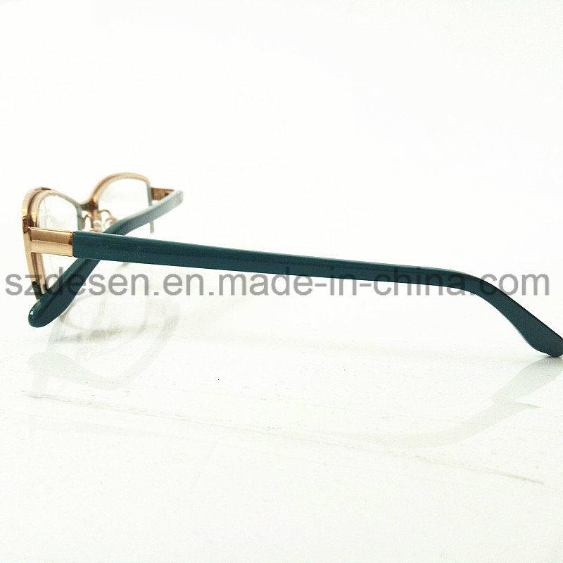2017 Popular Frames Glasses Metal New Model Eyewear Frame Glasses