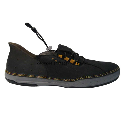 Outdoor Shoe/Leather Shoe/Fashion Outdoor Shoe (LD-0701)