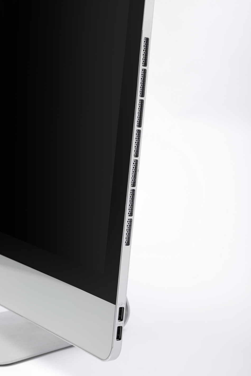 """21.5"""" All in One Computer, White Color 10mm Ultrathin"""