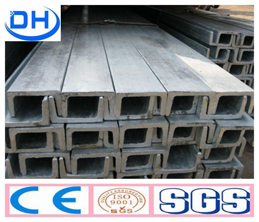 High Quality Hot Rolled Channel Steel for Construction and for Building