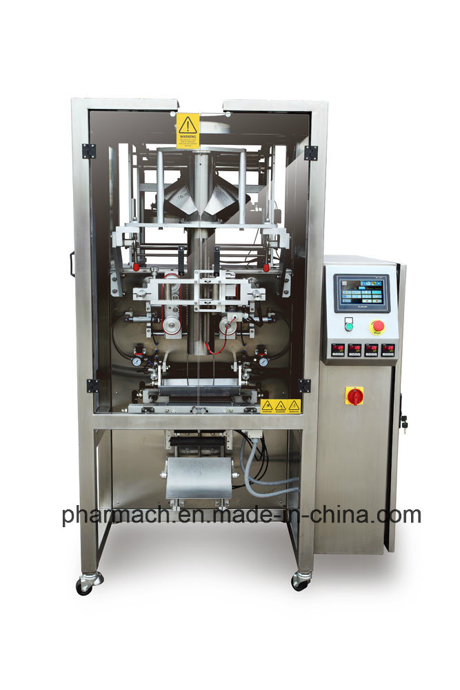 Pm-320 Vertical Granule Power Liquid Form Fill Seal Packaging Machine
