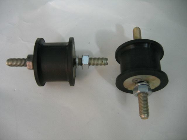 NBR SBR Vibration Rubber Isolators for Railway