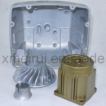 Aluminum Parts Die Cast and Zinc Pressure Die Casting