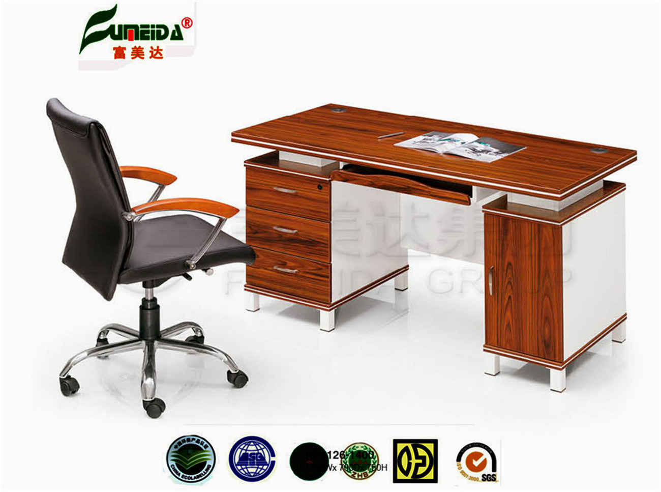 MFC High Quality Wooden Staff Table Office Desk
