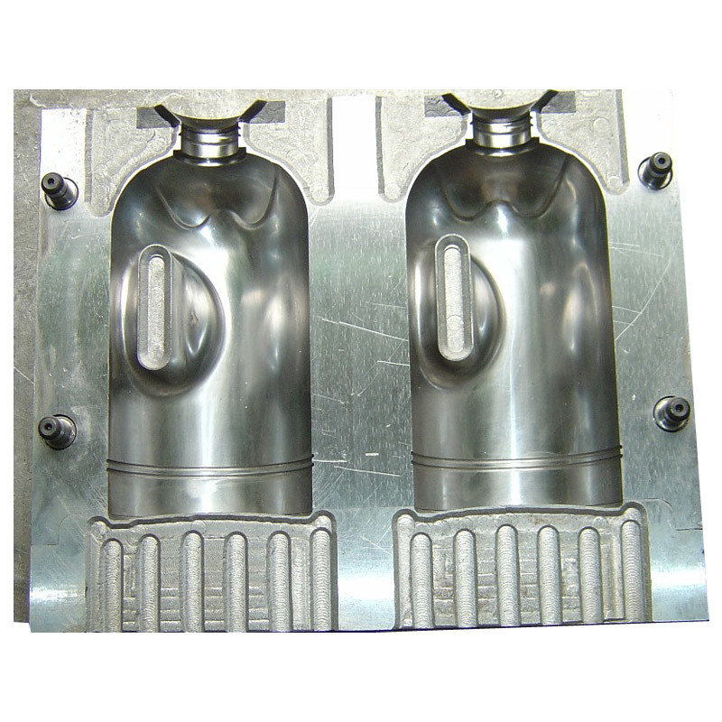 PE Single Cavity Plastic Bottle Blow Mould