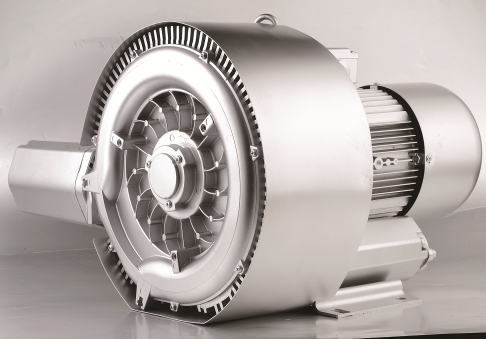Side Channel Blower with Three Phase Double Impeller Double Stage (420H36)