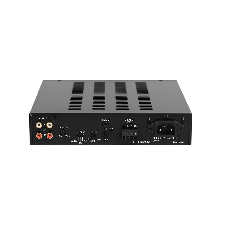 50W+50W Class D Amplifier (AMP-D50)
