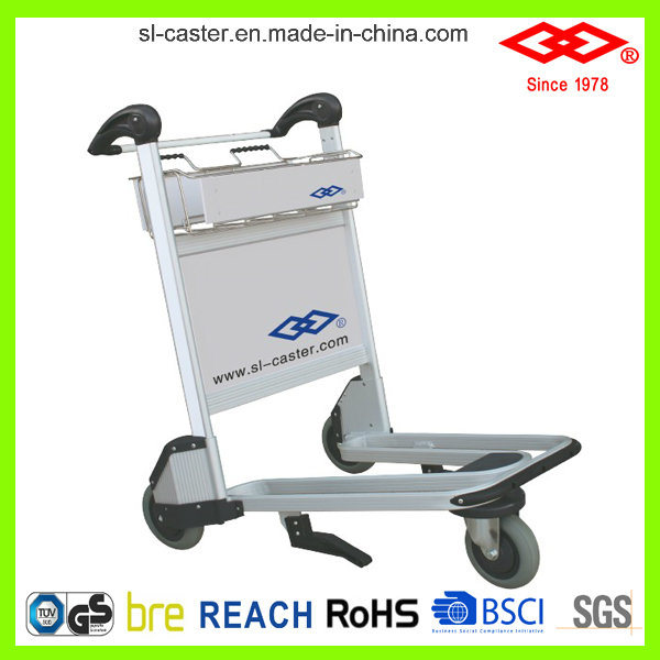 Stainless Steel Airport Trolley Handcart (GZ-250)
