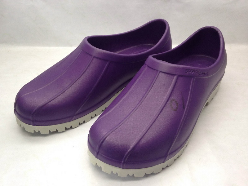 Waterproof TPE EVA PVC Rain Shoes (21FC1602)
