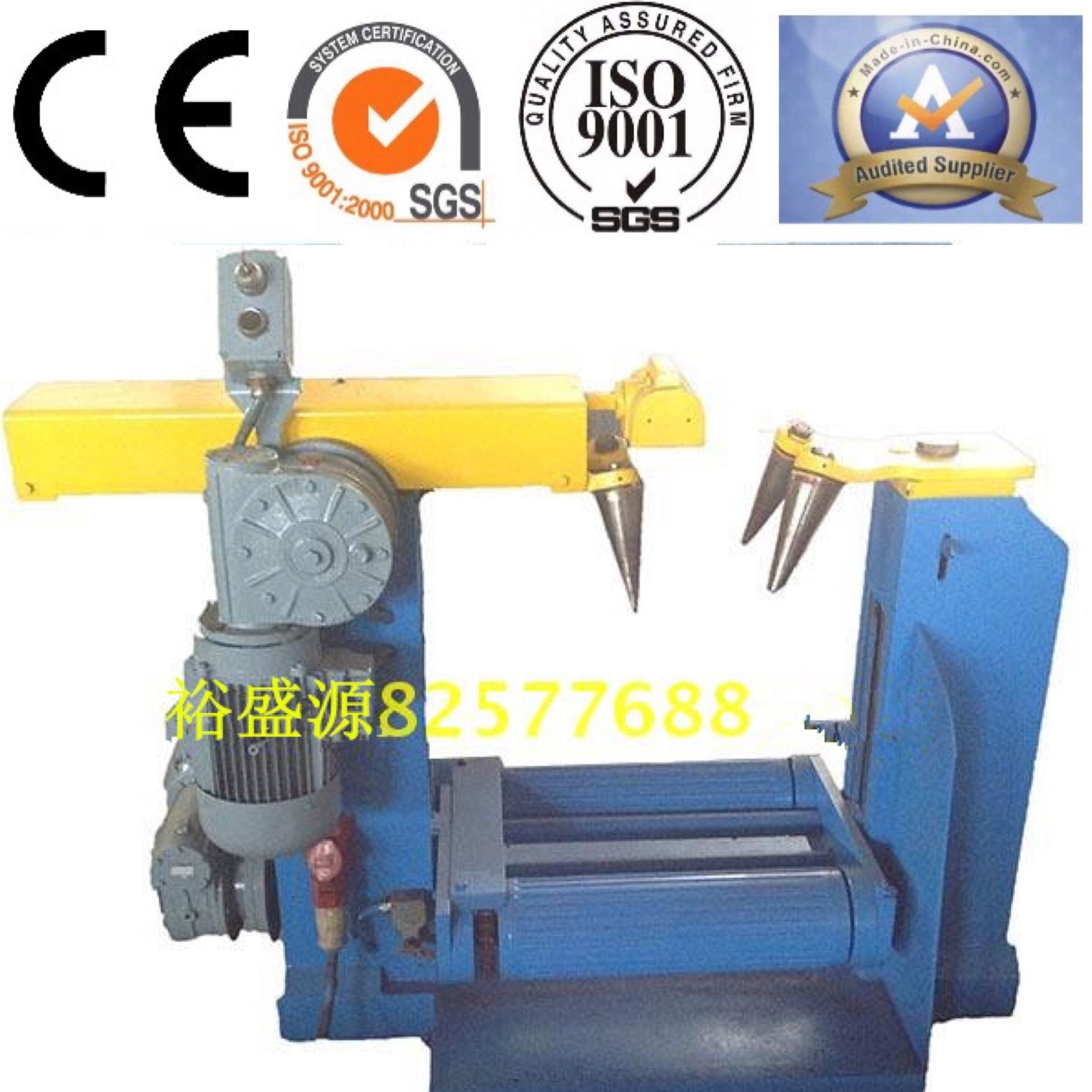 Tyre Testing Machine of Hot Retreading Equipment Line
