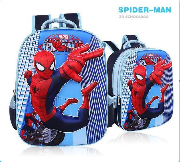 Cartoon Kids′ School Backpack Bags
