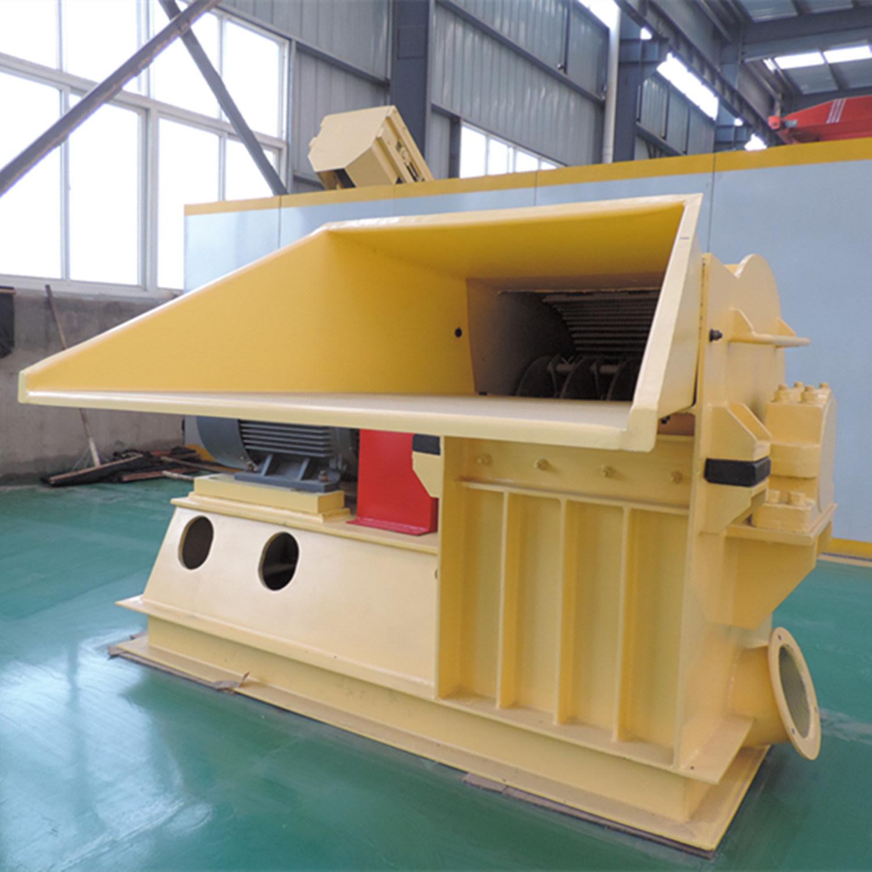 Hammer Mill Wood Crusher Machine