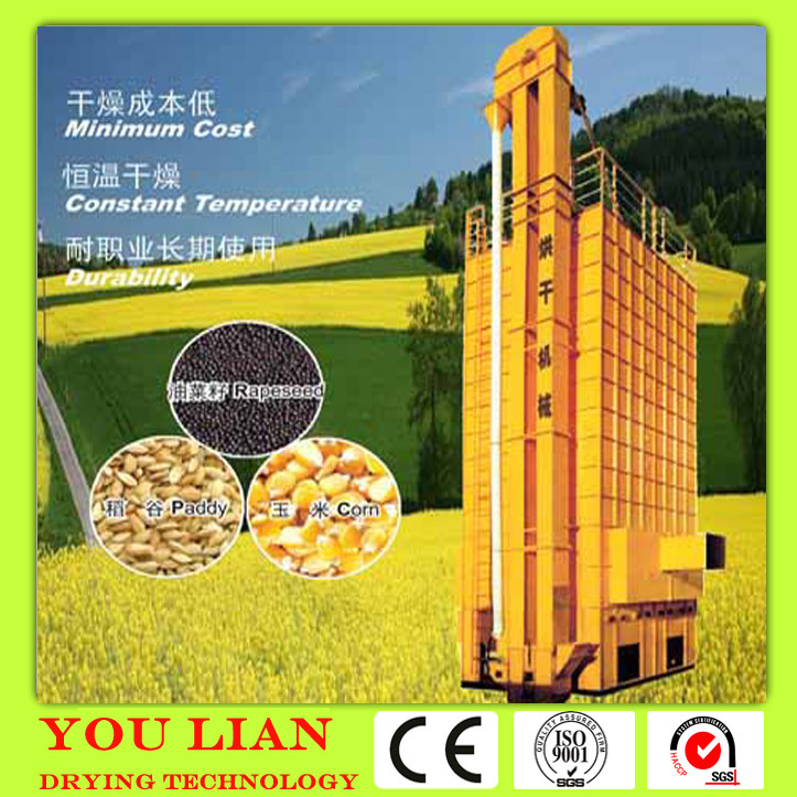Biomass Rice Dryer