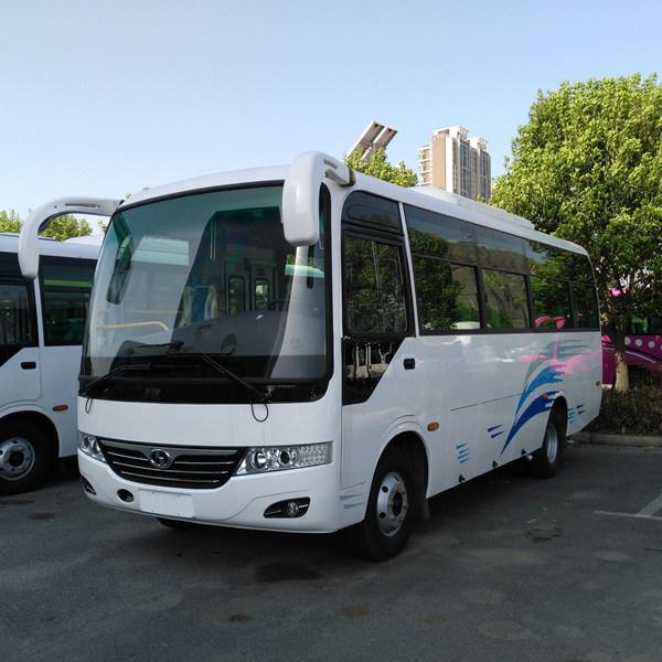 Medium Size 30 Seats Tourist Bus for Sale