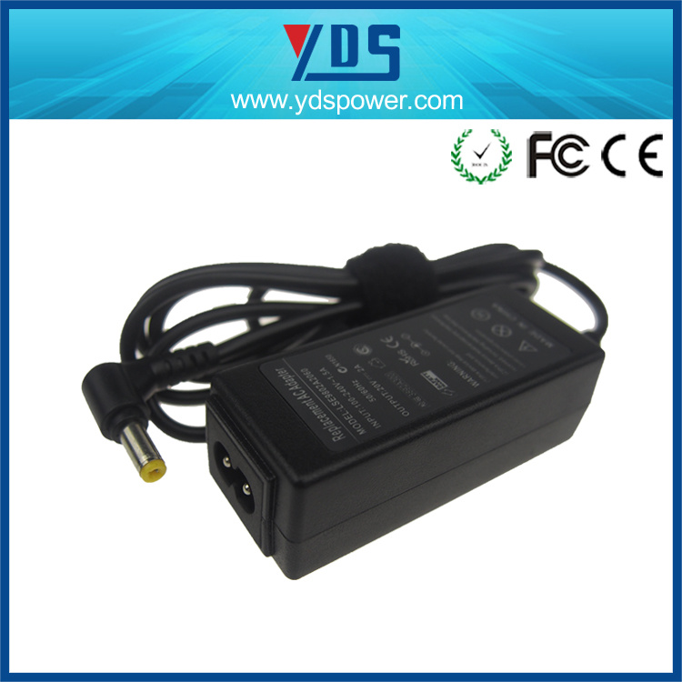 Laptop Power Adapter 20V 2A 5.5*2.5 for Lenovo