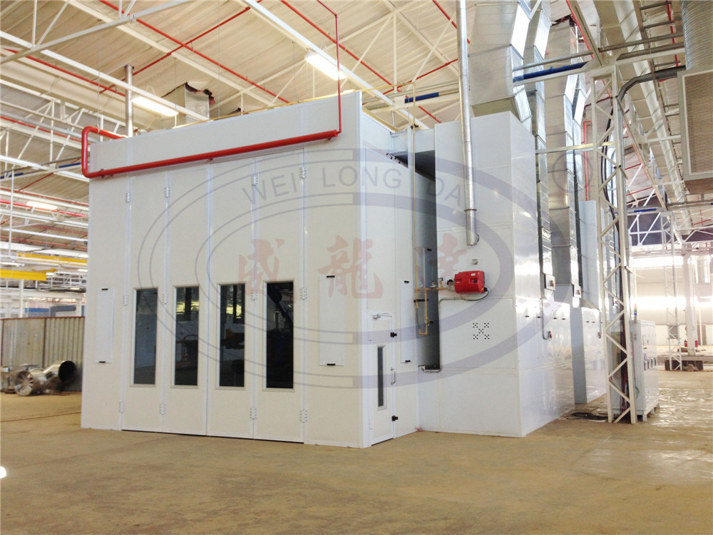 Wld22000 OEM Bus&Truck Spray Baking Booth