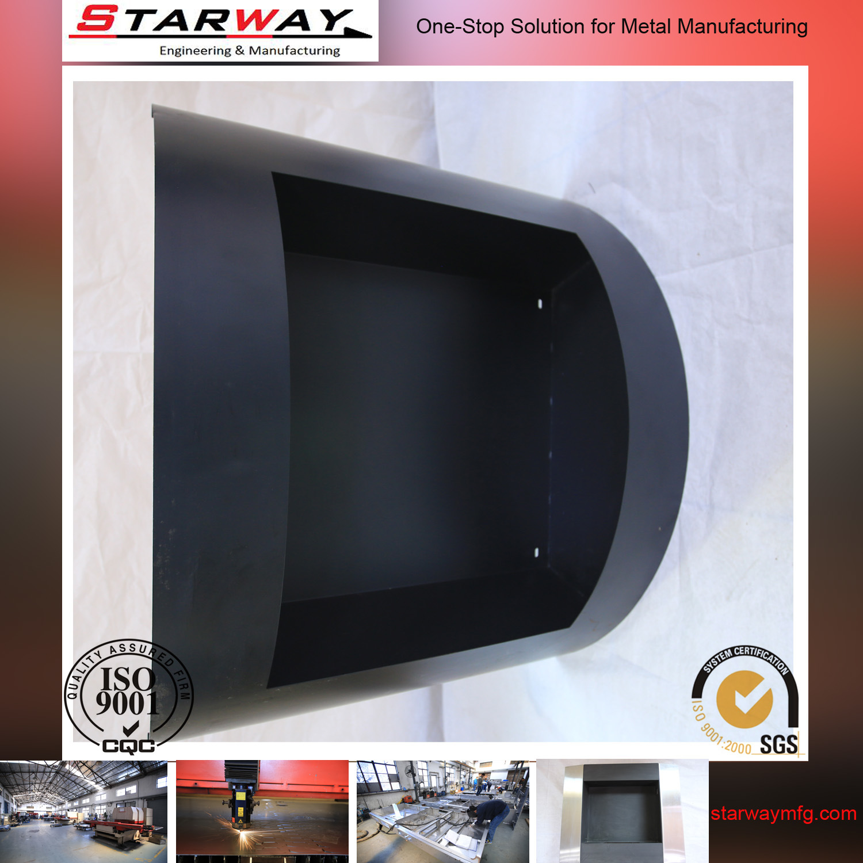 Customized Welded Steel Metal Fabrication