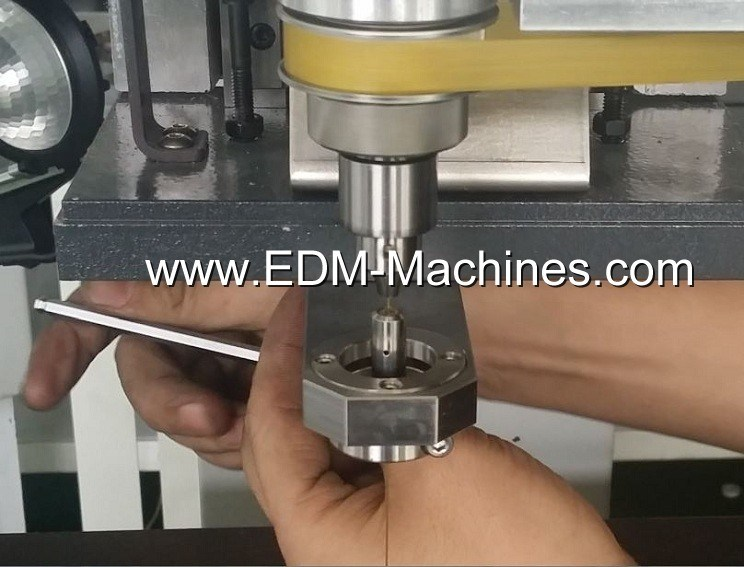 Small Hole Drilling EDM
