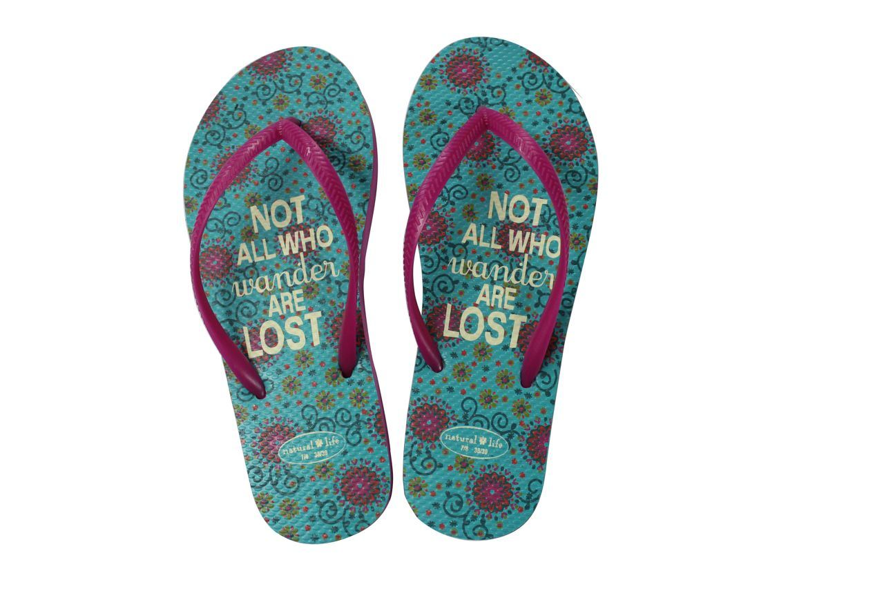 Fashion Rubber Flip Flops