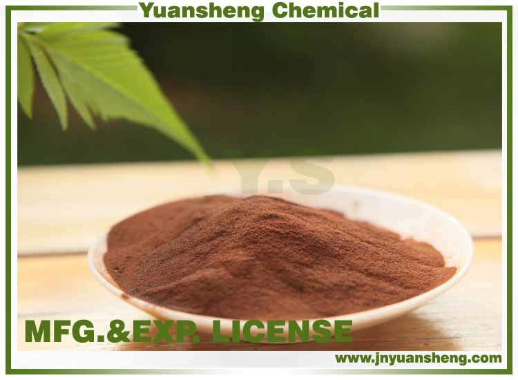Wood Pulp Linin Sulphonate Powder