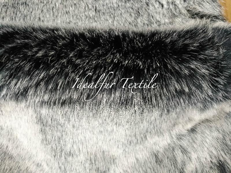 High Quality Imitation Faux Discharge Fur
